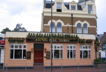 Raynes Park Tavern