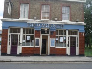 Lord Morpeth