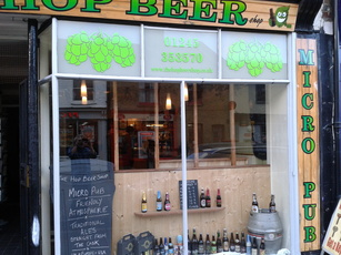 Hop Beer Shop