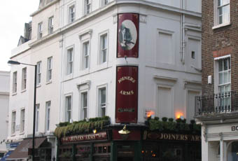 Joiners Arms