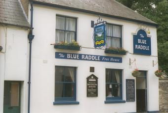 Blue Raddle