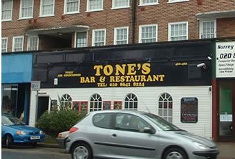 Tone's Bar
