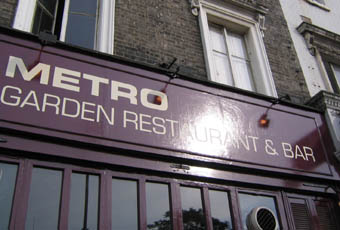 Metro Restaurant and Bar