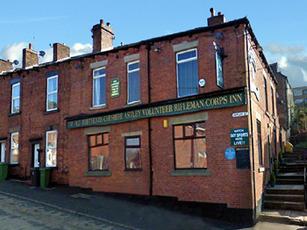 Old 13th Cheshire Rifleman Corps Inn