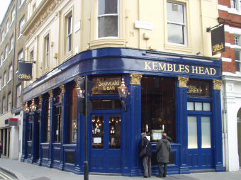 Kemble's Head