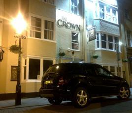 Crown / Glastonbury Backpackers