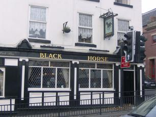 Black Horse Wakefield West Yorkshire Wf1 1xr Pub
