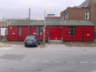 Labour Club (Red Shed)