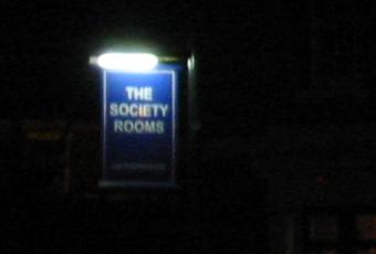 Society Rooms