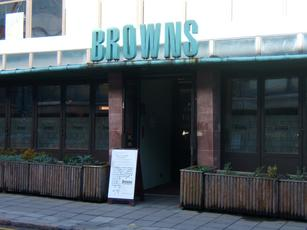 Browns Cafe Bar