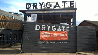 Drygate Brewery