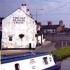 Old Broken Cross