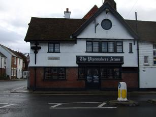 Pipemarkers Arms