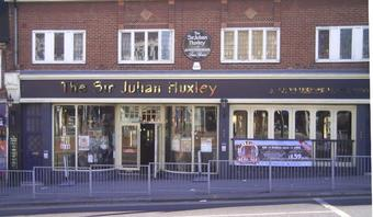 Sir Julian Huxley