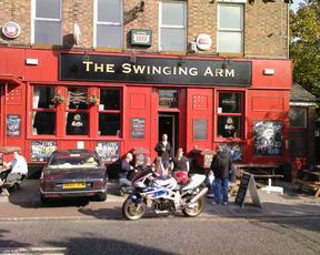 Swinging Arm
