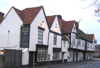 Ostrich Inn