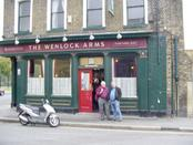 picture of The Wenlock Arms, Hoxton