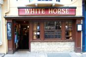 picture of The White Horse, Oxford